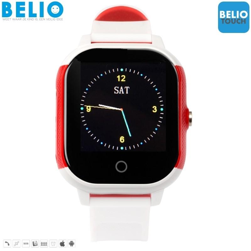GPS Horloge Kind Waterdicht IP67 Wit