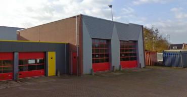 Kantoor en magazijn Heeg